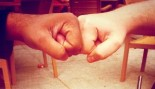 fist bump public domain